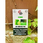 Juul compatible Pods - 6% Cucumber - 5ct