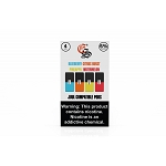 Juul compatible Pods - 6% Multipack(Blue Berry, Citrus Burst, Pineapple & Watermelon - 5ct